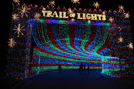 Christmas Lights At Houston Zoo by Top 5 Holiday Destinations In Texas