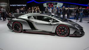 Lamborghini Veneno Back View - this is the lamborghini veneno top gear