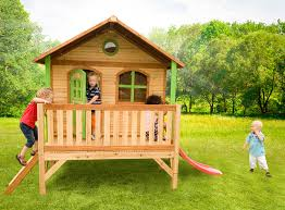 giardino bambini casette bambini