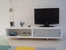 Modern Media Storage Furniture by Ikea Media Cabinet Still Stunning Even Tv U0027s Off Homesfeed