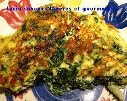 cuisiner le vert des blettes la trouchia ou l omelette au vert de blette lucia saveurs