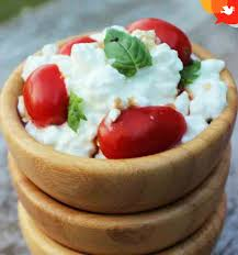 Goat Cottage Cheese by Recipes Friendship Dairies