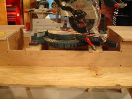 How To Make A Fold Down Workbench How Tos Diy by How To Make A Miter Saw Workstation How Tos Diy