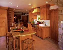 Hand Made Kitchen Cabinets Inspirational Natural Kitchen Cabinetry Set With Handmade Knotty