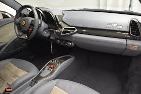 Ferrari 458 Interior - 2012 ferrari 458 italia stock 4340 for sale near greenwich ct