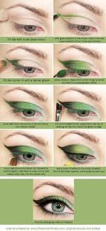 diy green butterfly eye shadow makeup tips and ideas healty and