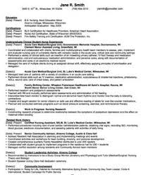 Sample Educator Resume by Rn Resume Samples Http Exampleresumecv Org Rn Resume Samples
