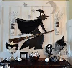 Big Outdoor Halloween Decorations by Halloween Decorations Witches Kids Halloween Decorations Outdoor