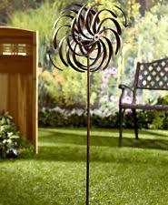wind deva spinners hanging lawn ornaments spiral twists yard