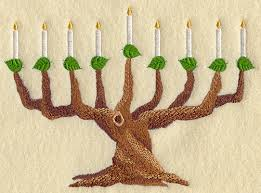 menorah tree of machine embroidery designs at embroidery library embroidery library