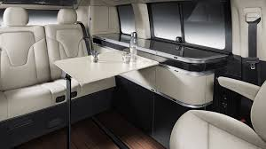 luxury minivan mercedes 2015 luxury mercedes benz v class marco polo leaked youtube