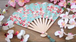 japanese fans for sale how to make japanese fans youtube