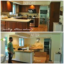 painting kitchen cabinets diy kitchens design