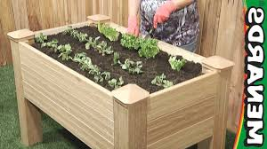 Menards Bed Frame Garden Menards Raised Garden Bed With Staggering How To Videos