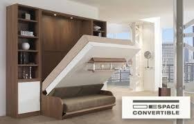 canapé lit escamotable le lit escamotable une solution gain de place espace convertible lyon