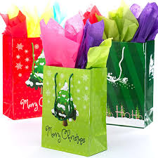 present bags christmas gift bags shop bags at paper mart