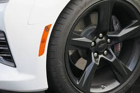 camaro flat tire what it s like to drive the 2016 chevrolet camaro rod