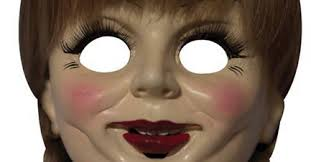 collection annabelle halloween mask pictures halloween ideas