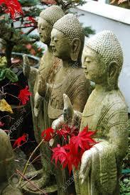 spiritual statues statues of spiritual figures stock photo picture