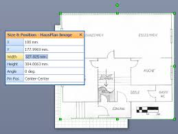visio floor plan scale importing images as backgrounds for scaled drawings visio guy