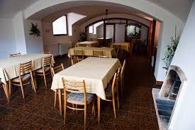 dining room penzion zahrada