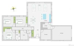 maison 5 chambres plan de maison 5 chambres plain pied gratuit avie home