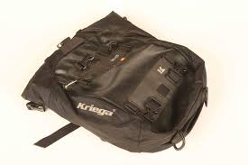 kriega us20 motorcycle gear review kriega us 20 tailpack mcn