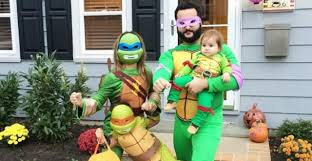 Tmnt Halloween Costumes Halloween Costume Ideas Family Rushordertees Blog