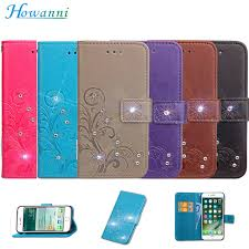 android cases phone for sharp android one s1 flip 5 0 clover leather