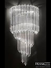 franklite valentina chrome large wall light
