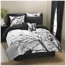 bedroom black and white comforter sets black bedspreads and