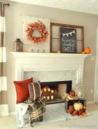 diy fall mantel decor ideas to inspire landeelu com diy fall mantel decor ideas to inspire mantels decor mantels and