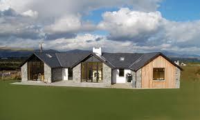 house design modern bungalow modern irish bungalow house plans homes zone