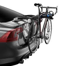 nissan murano bike rack thule 9001pro raceway trunk mount bike rack for 2 bikes