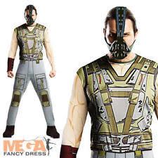 Bane Halloween Costume Dark Knight Rises Bane Costume Ebay