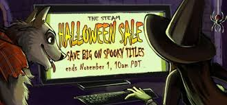the steam halloween sale lurches to life with deals on scary pc