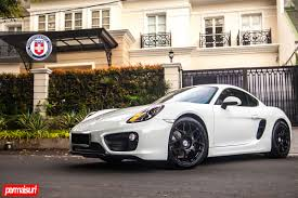 porsche philippines porsche cayman with hre p40sc in satin black hre performance wheels
