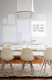 8 easy steps for planning a gallery style art wall u2014 decor8