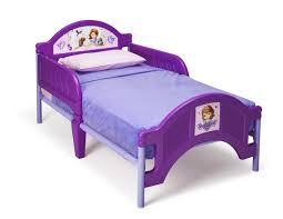 Toddler Bed Frame With Storage Sofia The First Toddler Room In A Box Bed Table Storage Free Shipping