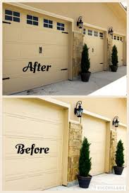 2 Car Garage Door Dimensions by Best 20 Garage Remodel Ideas On Pinterest Painted Garage Floors