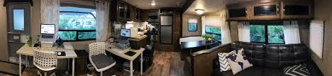 bureau nomade notre maison roulante et bureau de nomade digital plan bonheur