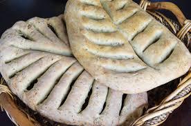 herbes cuisine fougasse aux herbes de provence flat bread with herbes de