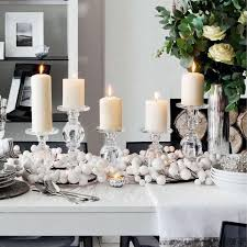 Kitchen Table Setting by 50 Stunning Christmas Table Settings U2014 Style Estate
