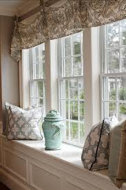 Window Coverings Ideas Window Seat Decorating Ideas Fabric Ideas And Window Treatment