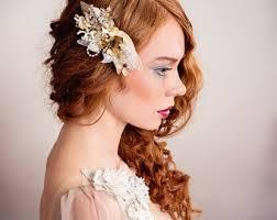 retro hair accessories retro hair flower etsy