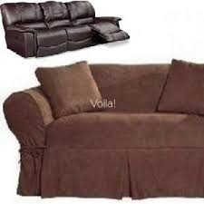 Covers For Recliner Sofas Sofa Covers For Reclining Loveseat Catosfera Net