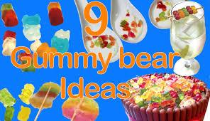 Gummy Bear Decorations Gummy Bear Party Ideas Youtube