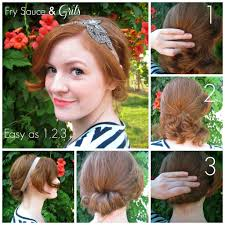 Easy Wedding Hairstyles For Short Hair by Updo Hairstyles For Short Hair Easy Hair Style And Color For Woman