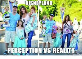 Sié E Social Disneyland Disneyland Perception Vs Realita Made On Disneyland Meme On Me Me