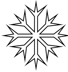 unique snowflake coloring pages 99 in picture coloring page with
